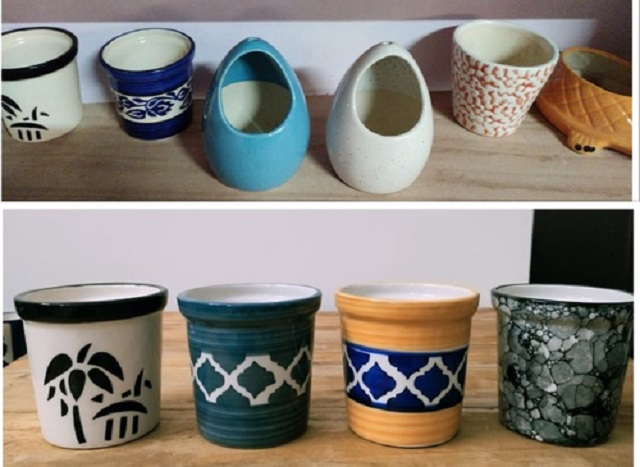 How to choose the ceramic planters pot?
