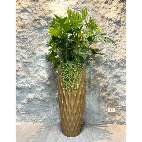 Planter Pots Decor Dimond 3